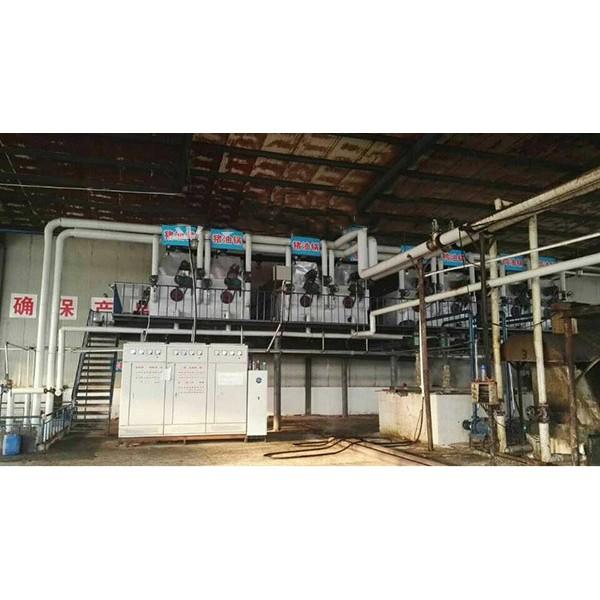 全自动炼油锅-- 油脂加工设备厂家
