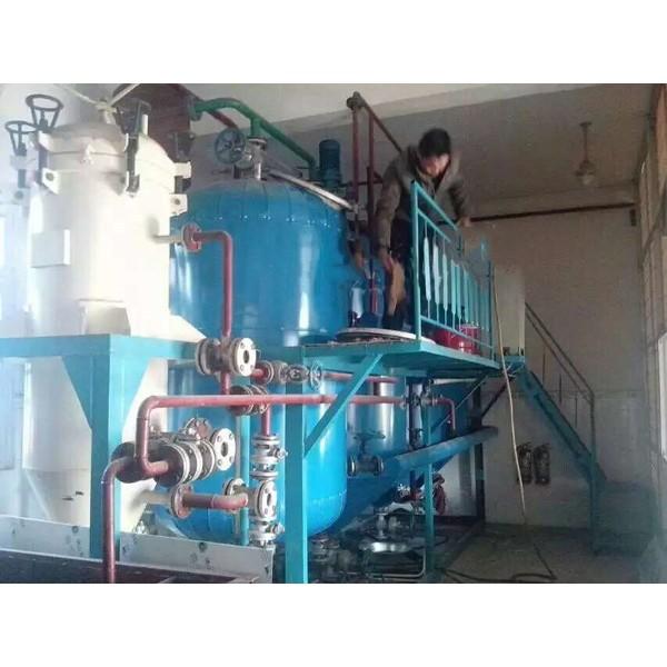 小型油脂精炼设备-- 油脂加工设备厂家
